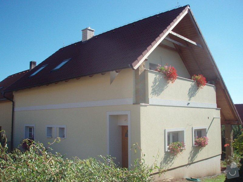 Rekonstrukce rodinného domu: P9250040