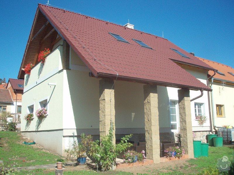 Rekonstrukce rodinného domu: P9250041