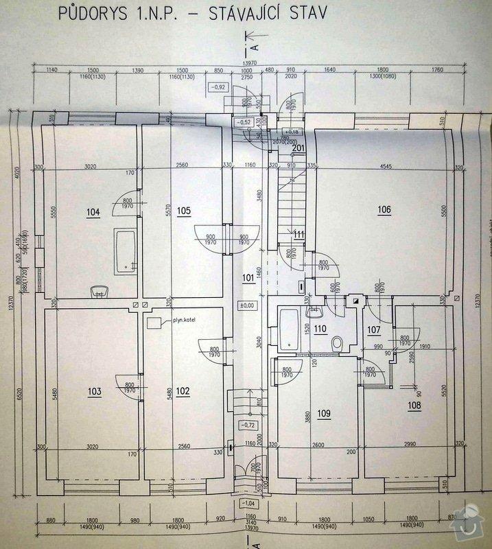 Rekonstrukce RD: A_1NP_stavajici_stav11