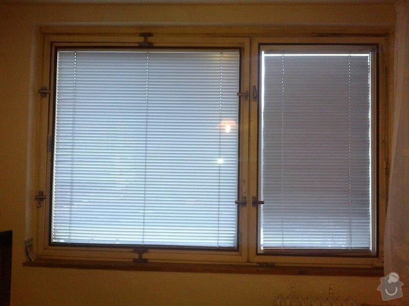 Plastové okno: okno