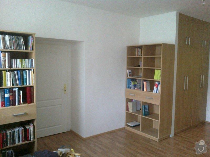 Nábytek na zakázku do obývacího pokoje a do ložnice: 04032014615