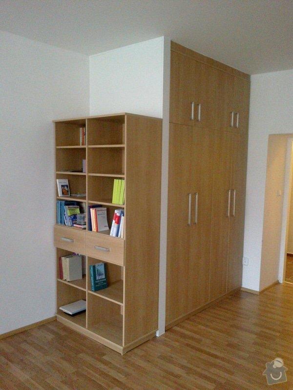 Nábytek na zakázku do obývacího pokoje a do ložnice: 04032014616