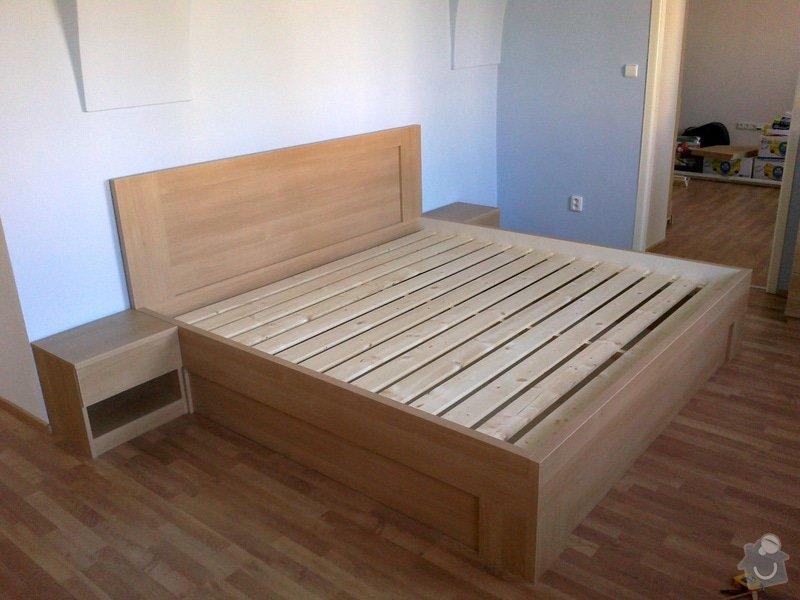 Nábytek na zakázku do obývacího pokoje a do ložnice: 22022014606