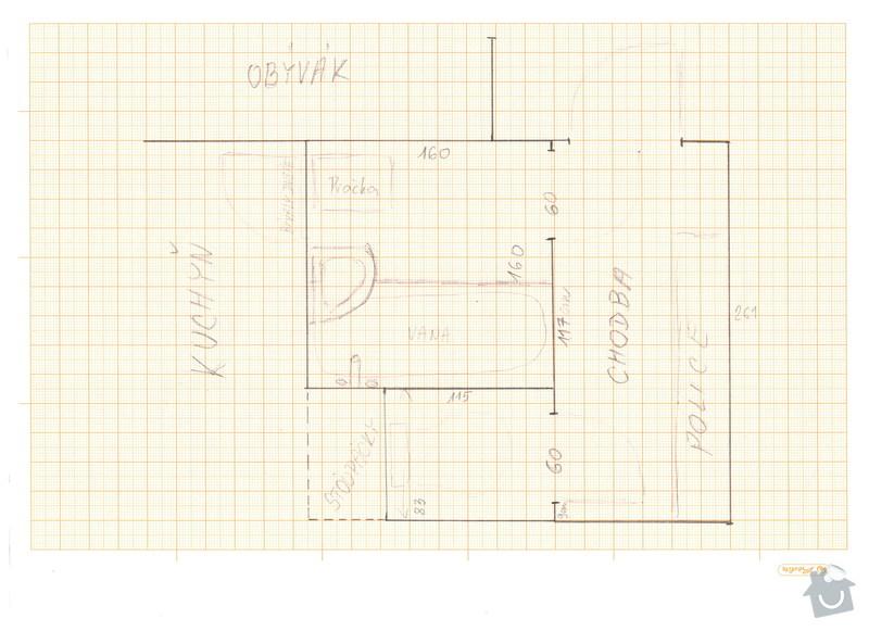 Rekonstrukce panelového bytu 3+1 : WC_a_KOUPELNA