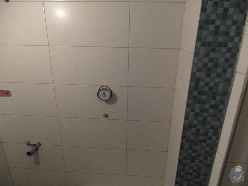 Pokládka dlažby, laminátu, obklady koupelna: SAM_1121