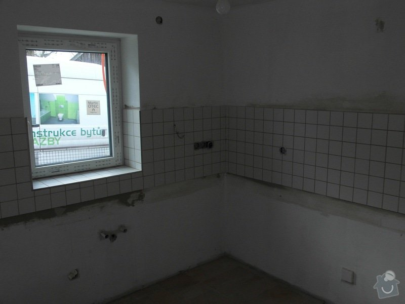Pokládka dlažby, laminátu, obklady koupelna: SAM_1126