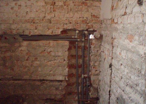 Rekonstrukce vnitřních prostor domu