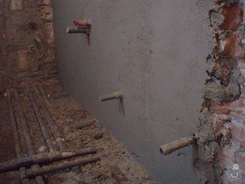Rekonstrukce vnitřních prostor domu: Vazan_015