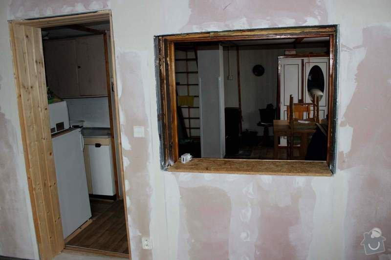 Začištění místnosti - Kuchyň: Pred_20140122_IMG_1395