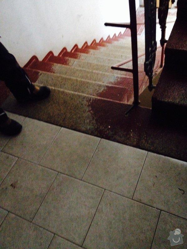 Čištění kamenných schodů: obrazek_1