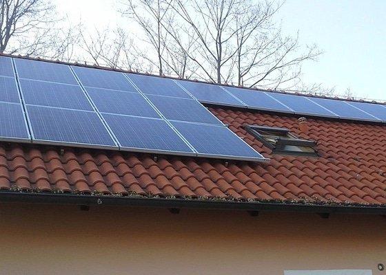 Dodávka a montáž fotovoltaické elektrárny
