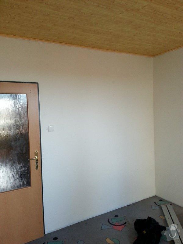 Odhlučnění ložnice: 20140218_091647