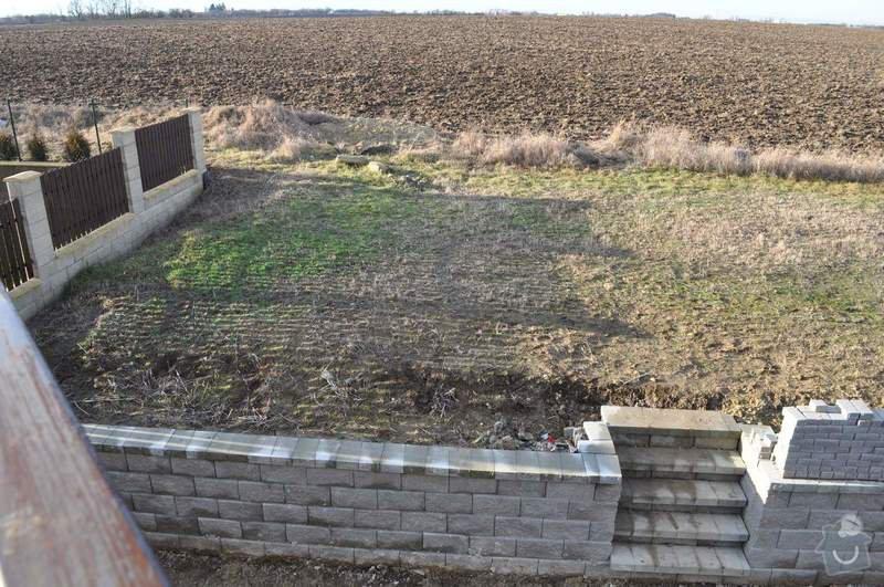 Lehké terénní úpravy pozemku: DSC_0056