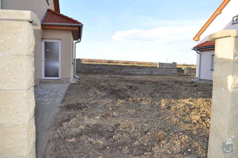 Lehké terénní úpravy pozemku: DSC_0013