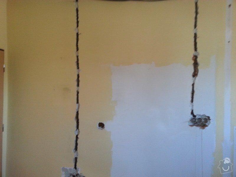 SDK strop/OSB podlaha/kosmetika stěn: 20140224_095553