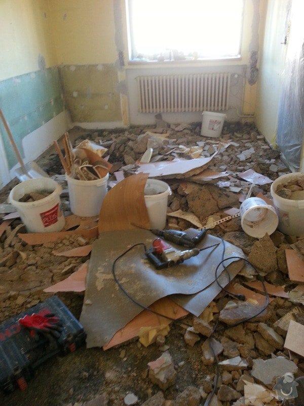 SDK strop/OSB podlaha/kosmetika stěn: 20140224_114744