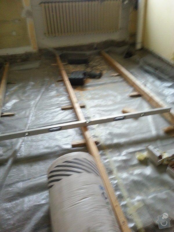 SDK strop/OSB podlaha/kosmetika stěn: 20140226_125634