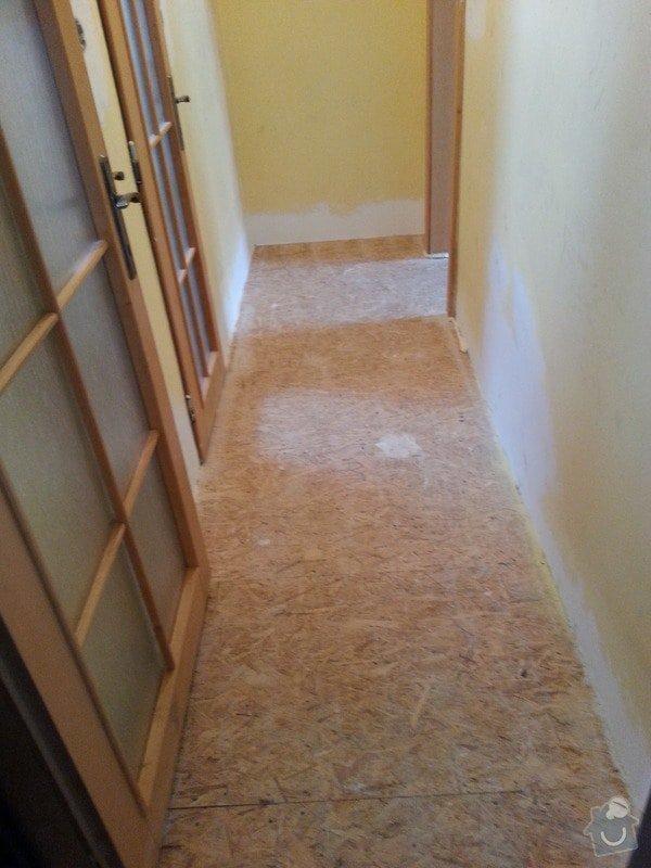 SDK strop/OSB podlaha/kosmetika stěn: 20140228_141633