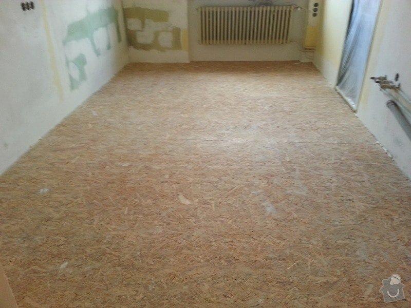 SDK strop/OSB podlaha/kosmetika stěn: 20140228_141721