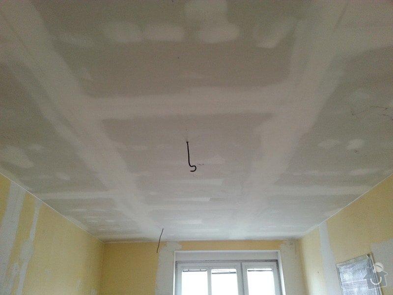 SDK strop/OSB podlaha/kosmetika stěn: 20140228_141726