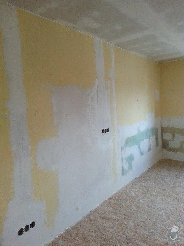 SDK strop/OSB podlaha/kosmetika stěn: 20140228_141729