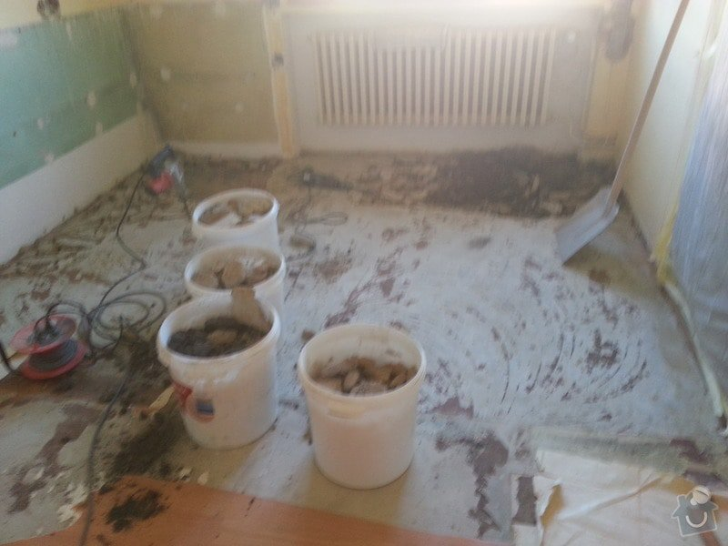 SDK strop/OSB podlaha/kosmetika stěn: 20140224_095436