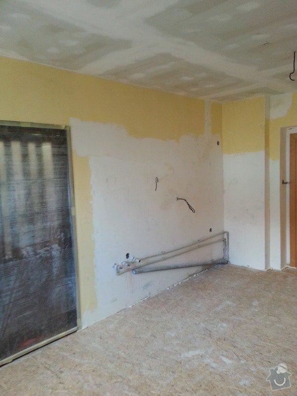 SDK strop/OSB podlaha/kosmetika stěn: 20140228_141738