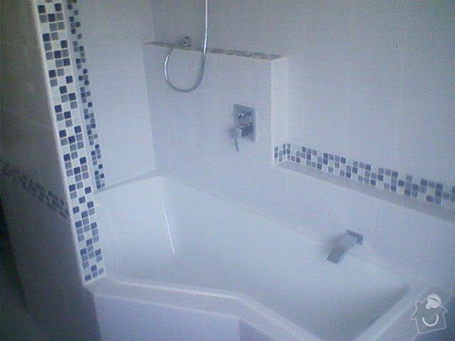 Celková rekonstrukce koupelny: van-01