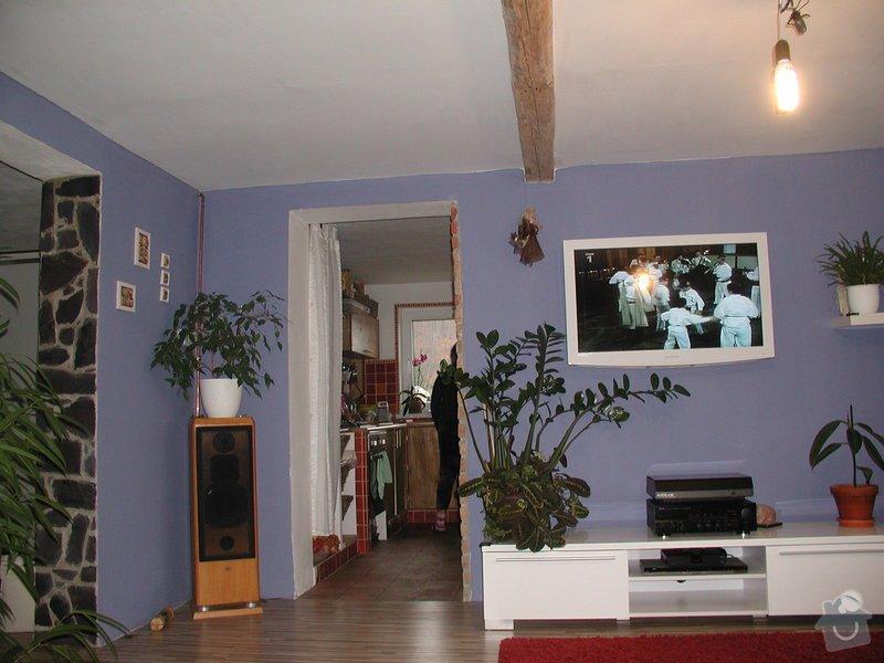 Celková rekonstrukce obývacího pokoje: P1010001-003