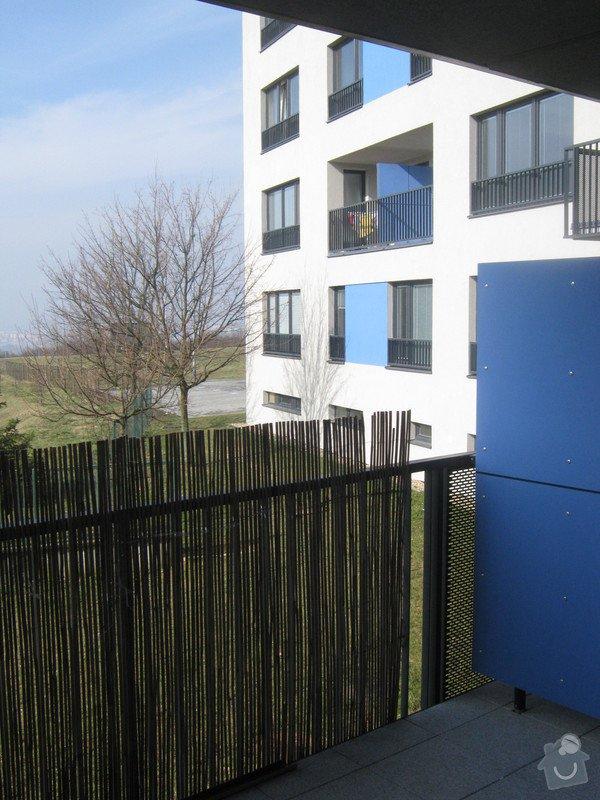 Zasklení balkonu: IMG_1585