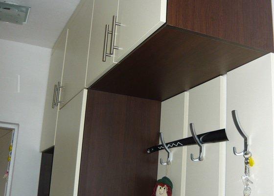 Rekonstrukce bytu 1+1 podle hotového projektu