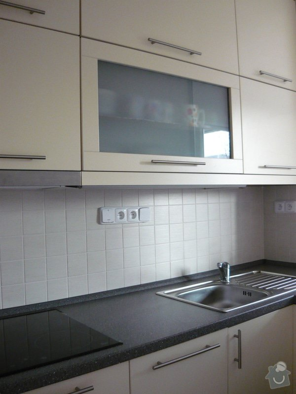 Rekonstrukce bytu 1+1 podle hotového projektu: P1030407