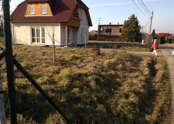 Dokončení plotu
