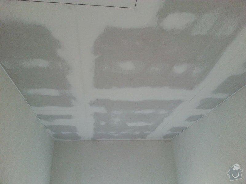 Podhled s izolací - požár.odol.30minut: 20140307_110745