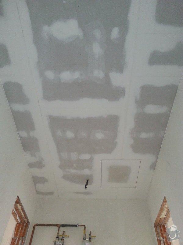 Podhled s izolací - požár.odol.30minut: 20140307_110806
