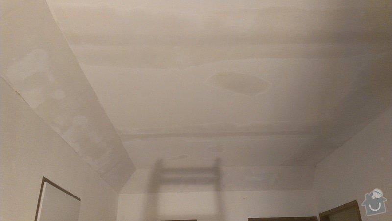 Stěrky stěn/kastlík s osvětlením: IMAG0855