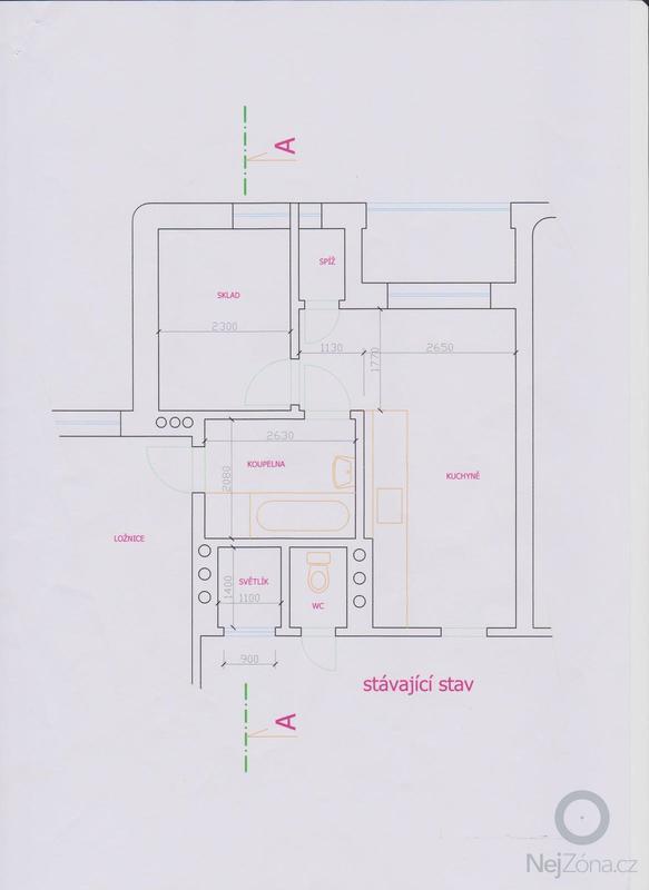 Rekonstrukce bytu: byt_stavajici_stav_1