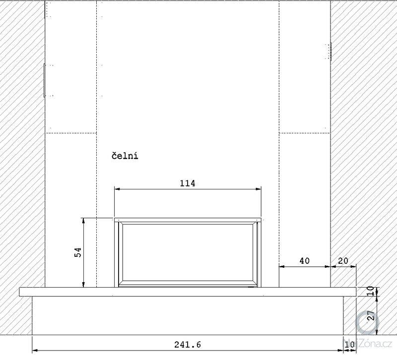Krb designový teplovzdušný.: celni