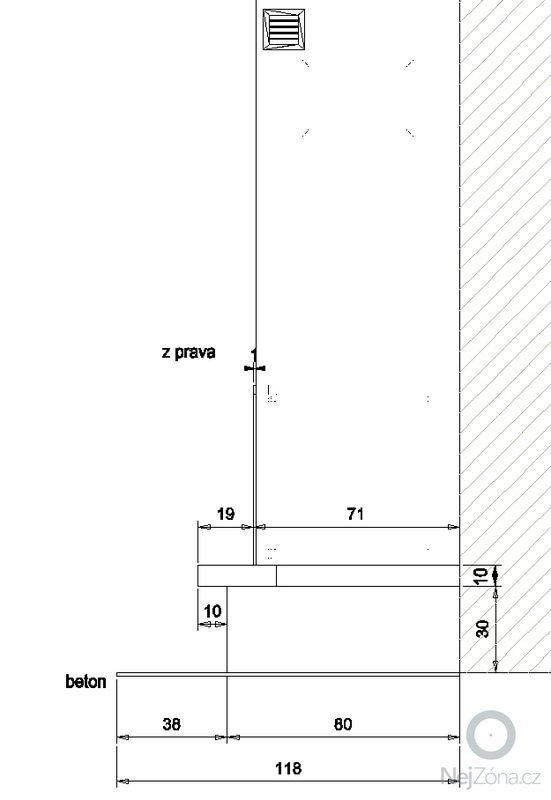 Krb designový teplovzdušný.: prava