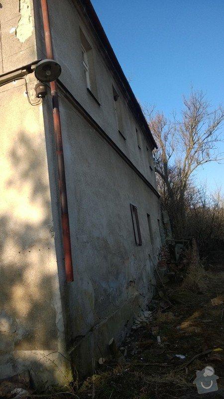 Fasáda domu v katastru Chomutov , Žatec: WP_20140311_007