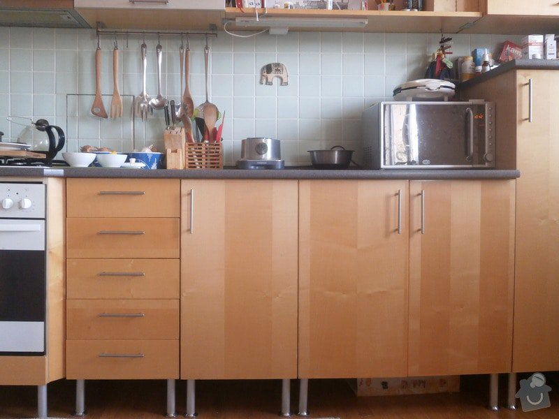 Nova skrinky kuchynska linka: kuchyn-puvodni_stav