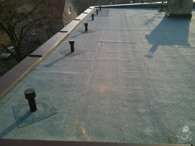 Oprava rovné střechy: IMG_20140311_155233