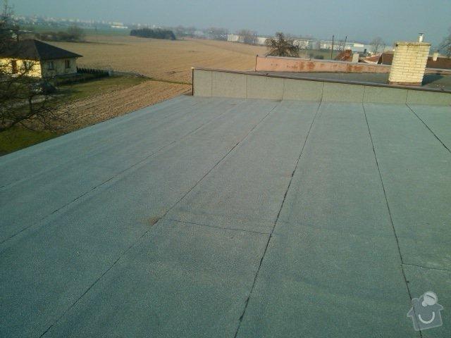 Oprava rovné střechy: IMG_20140311_155316