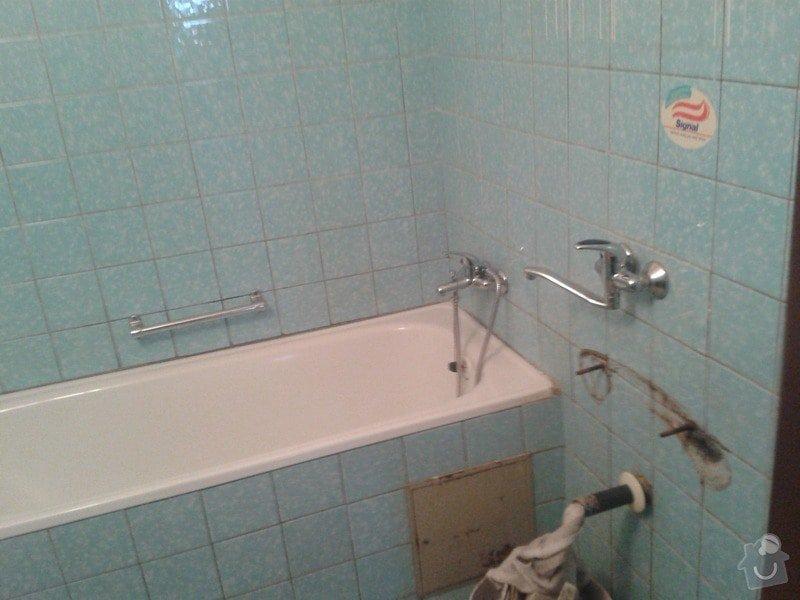Rekonstrukce koupelny a WC: 20140227_081307