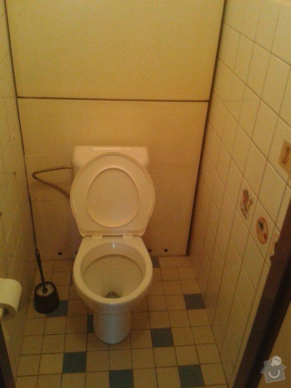 Rekonstrukce koupelny a WC: 20140227_081359
