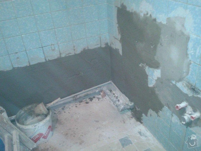 Rekonstrukce koupelny a WC: 20140301_170651