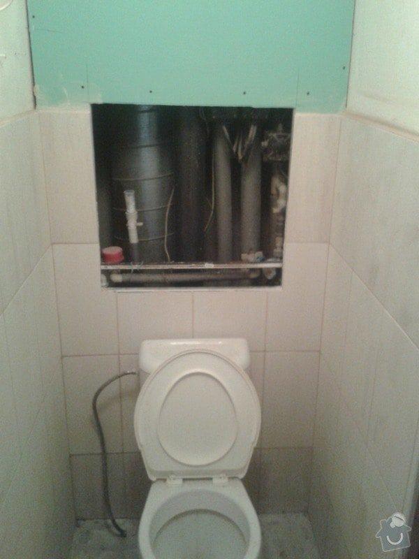 Rekonstrukce koupelny a WC: 20140306_150739