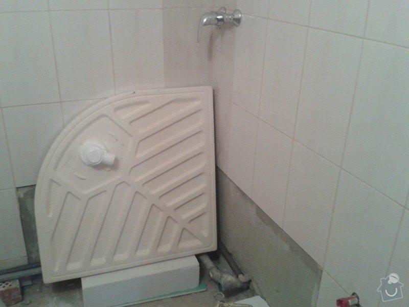 Rekonstrukce koupelny a WC: 20140306_165114