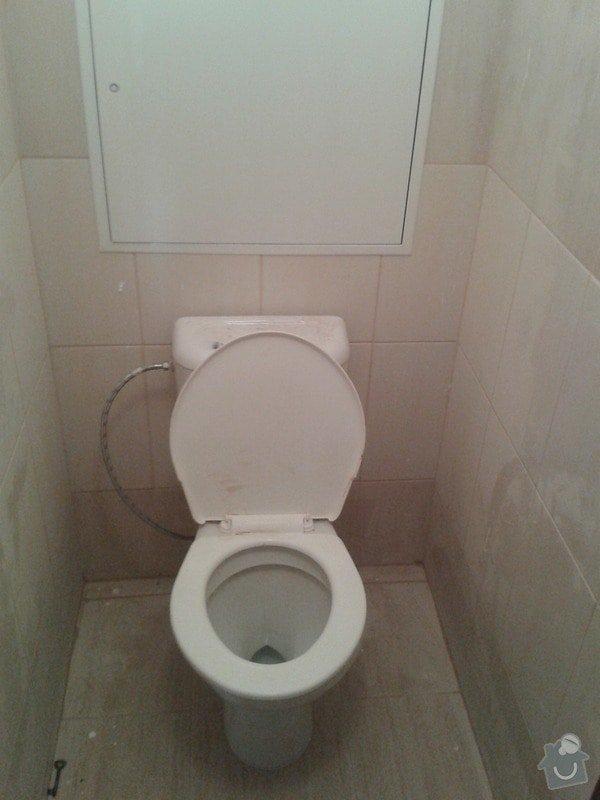 Rekonstrukce koupelny a WC: 20140309_171501