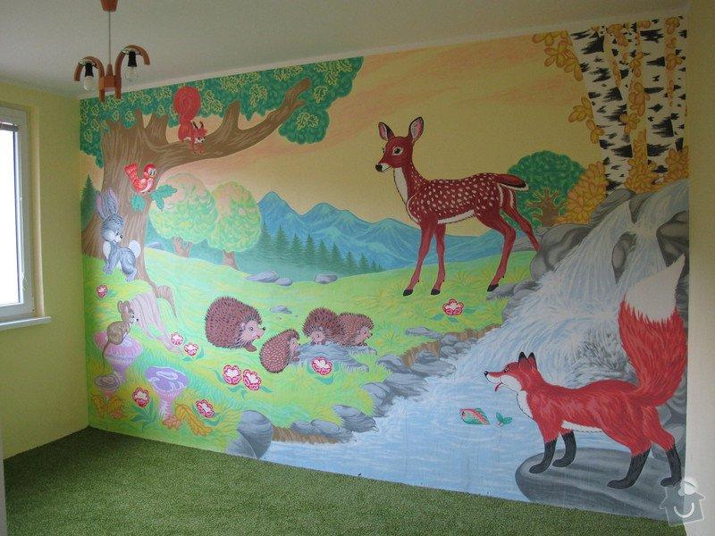 Malba na zeď v dětském pokojíčku: 1b_cele_vybrano